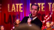 Teaser trailer for this year's Late Late Toy Show released