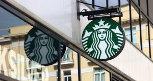 An Bord Pleanála found Starbucks opened the premises in Airside Retail Park witout necessary planning permission. Photograph: iStock