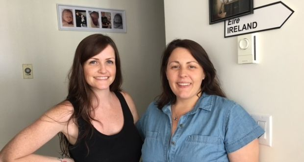 Friends become family for Irish women in Canada