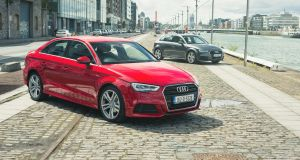 67 Audi A3: poster boy for VW Group's engineering capabilities