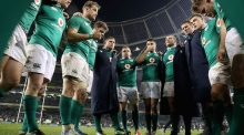 Thornley and Toland: New Zealand came 'to beat Ireland up'