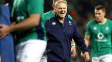 Joe Schmidt 'frustrated' as Ireland lose to New Zealand