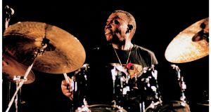 Elvin Jones: The world-renowned jazz drummer's appearance at Vicar Street pulled in the crowds