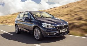 73 BMW 2 Series Active Tourer: Practical but great fun nonetheless