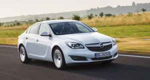 63 Opel Insignia: Handsome design still retains its appeal