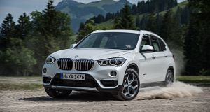 79	BMW X1: lithe, perky and really quite lovely