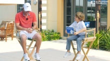 Rory McIlroy gets hilariously grilled by child interviewer