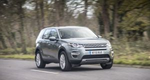 71 Land Rover Discovery Sport: One of the best SUVs to drive