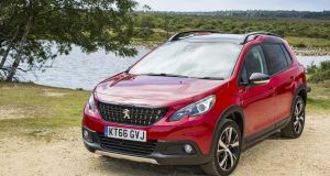 70 Peugeot 2008: The well-behaved, practical  option