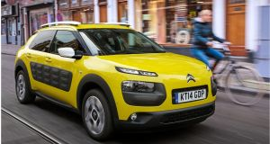 69 Citroën C4 Cactus: Anything but bland