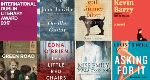 The seven Irish books on the 2017 International Dublin Literary Award longlist