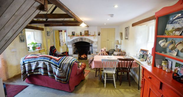 The Interior Of Michael Mastersons Longford Cottage Photograph Alan Betson
