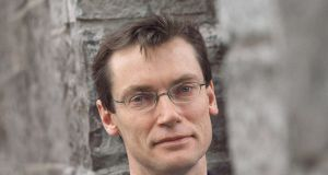 John O'Kane when he was art programme director at the Arts Council, circa 2002