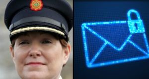 "The Garda has insisted that it is satisfied that ""the commissioner's systems are secure."