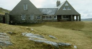 In terms of architectural heritage, the most outstanding An Óige hostel is undoubtedly Trá na Rossan, near Downings in north Co Donegal, which was originally designed by Sir Edwin Lutyens