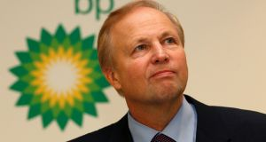 BP's chief executive Bob Dudley. BP is exploring deals in Iran.