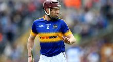 Paddy Stapleton has retired from the game after 10 years playing for Tipperary. Photo: Inpho