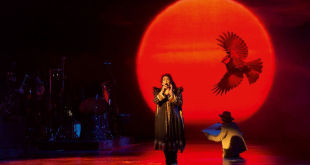 Kate Bush: 'I was beginning to think I'd never play again'