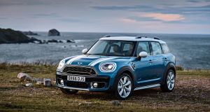 Mini has confirmed new pricing for its Mini Countryman, starting at €33,580 on the road