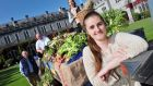"UCC's ""farm to fork"" initiative sees food grown on the college's campus being served to students. Photograph: Daragh McSweeney/Provision"