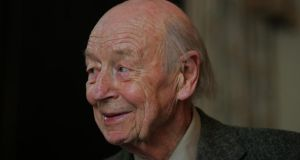 Late writer William Trevor: Tributes paid in the Seanad. Photograph: Eric Luke