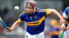 Paddy Stapleton: has announced his retirement after ten years on the Tipperary senior panel. Photograph: Cathal Noonan/Inpho