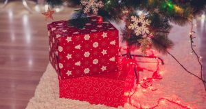 This Christmas, unwrap the real you: it's the gift that keeps on giving. Photograph: iStockphoto