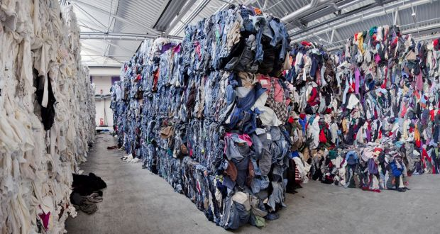 Car Seat Disposal >> How Clothes Become Car Seats Keeping High Street Fashion