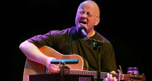 Christy Moore  plays Vicar Street on Monday, December 19th and Tuesday, December 20th. Photograph: Matt Kavanagh