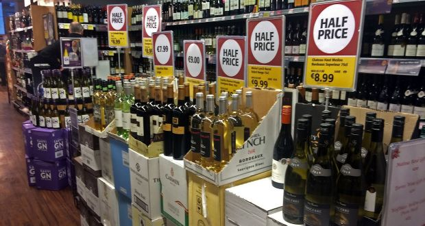The Government has deferred a Bill to curb alcohol abuse until after  Christmas. File photograph