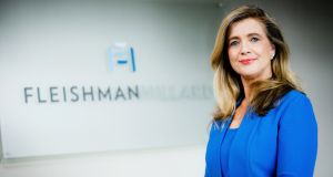 "FleishmanHillard managing director Rhona Blake: ""we've had a very solid 2016 and a really strong second half of the year, particularly in terms of new business wins"""
