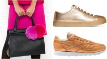 Fashion Forward: Stella Jean at Benetton and golden runners for a steal