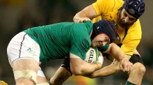 Sean O'Brien looks forward to facing 'physical' Australia