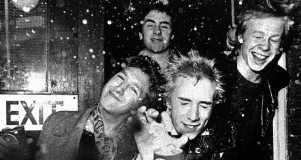 The who sex pistols