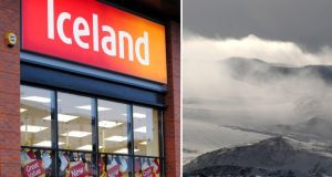 "Iceland Foods said it would ""vigorously defend"" its established rights where there was any risk of confusion between its business and Iceland the country. Photograph: PA Wire"