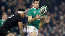 Jared Payne on Australia, All Black texts and Munster accents