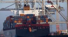 Net trade added 0.7 percentage points to economic growth