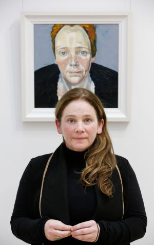 <b>Leanne Mullen, Someone's Mother, 2016. </b> <br><br>Leanne Mullen works and lives in Co. Louth. She graduated from NCAD and achieved an MA from the University of Ulster, Belfast. She has exhibited at Basement Gallery group show, Dundalk, 2016; Powerscourt Townhouse, Dublin; Omagh Tourist Board group show; Dublin Airport permanent sculpture exhibition; Elmwood Gallery, Belfast; RDS shows; and Naas tourist office. She works regularly to private and corporate commission.