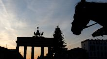 New Berlin government wants to increase  investment from €200 million to €2 billion. Photograph: Fabrizio Bensch/Reuters