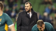 Michael Cheika questions referee's performance