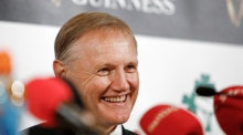 Joe Schmidt hails one of his 'proudest days'