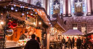 Christmas markets: the cool way to warm up for the festive season