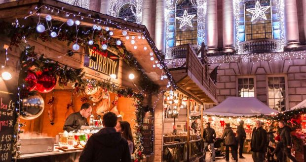Christmas markets: the cool way to warm