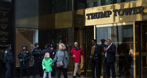 Trump Tower Nyc Map.Trump Tower Briefly Renamed Dump Tower On Google Maps