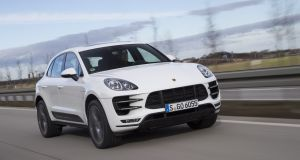 54	Porsche Macan: SUV that's seriously good to drive