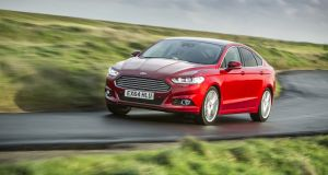 52	Ford Mondeo: Stylish but lacking in substance