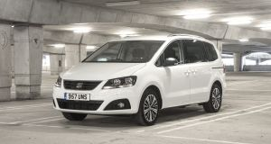 60	Seat Alhambra: It delivers for value-conscious families