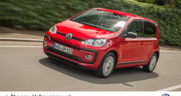 59 VW Up: Deceptively simple with plenty of vroom . . .