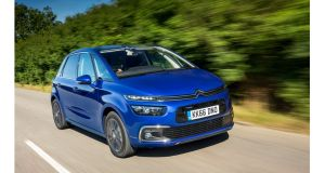 57	Citroen C4 Picasso: Handsome MPV with comfort