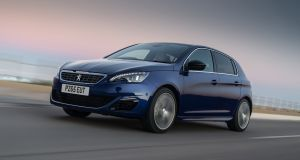 55	Peugeot 308: It's no road-rocket, but this won't steer you wrong